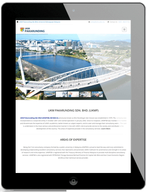 tablet-responsive-website
